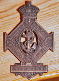 Badge - Granton Sailors Club - 1917 - Mine Sweepers