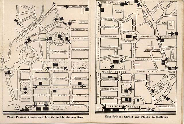 Guide To Edinburgh Air Raid Shelters World War Ii