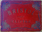 Photographic View Album of Bristol and Clifton -  Cover