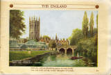 Picture of Oxford from 'This England' book, published by Valentine & Sons