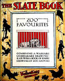 Valentine Book and Slate  -  Zoo Favourites  -  Cover