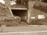 Bingham Railway Bridge  -  July 2008