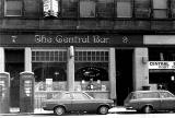 Central Bar - near the Foot of Leith Walk  -  exterior