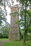 Tower on Corstorphine Hill