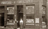 Cullen & Co, Fruitier & Confectioner - No 20, but which street?
