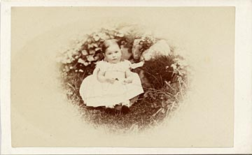 James Jameson  -  carte de visite  -  5 (front)