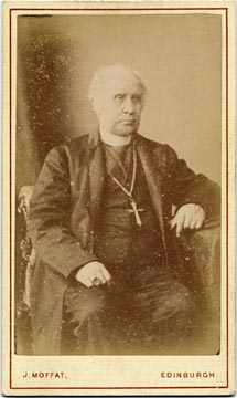 John Moffat  -  Cabinet Pring  -  1875-80  -  Priest or Minister