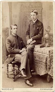 Carte de Visite  -  Photographer: Wood & Co