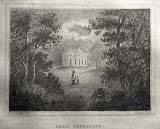 "Hermitage of Braid  -  Engraving in ""Beauties of England & Wales""  -  zoom-in"