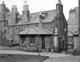 EPS Survey Section photograph - Greyfriars Churchyard Lodge  -  JC Mckechnie, 1912