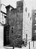 EPS Survey Section photograph - The Vennel and two school boys  -  Photographer not known, 1914