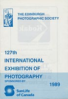 Catalogue for EPS International Exhibition  -  1989