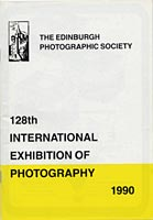 Catalogue for EPS International Exhibition  -  1990