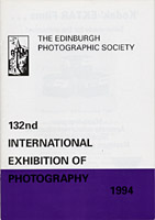 Catalogue for EPS International Exhibition  -  1994