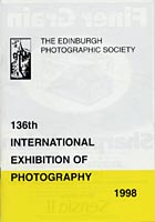 Catalogue for EPS International Exhibition  -  1998