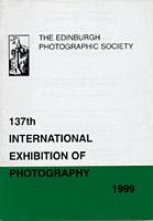Catalogue for EPS International Exhibition  -  1999