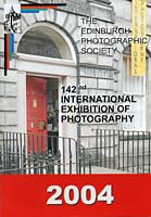 Catalogue for EPS International Exhibition  -  2004