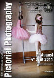 A poster for the EPS International Exhibition of Photography 2011, featuring a photo by Michelle McNally