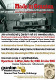 Exhibition 2015 - Made in Granton - Poster for 24 October 2015