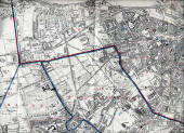 Edinburgh and Leith map, 1915  -  North Edinburgh Section