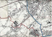 Edinburgh and Leith map, 1915  -  South=west Edinburgh section