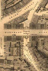 Detail from map of Edinburgh New Town  -  Kirkwood, 1819  -  Low Calton