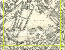 Edinburgh Map  -  1925  -  Section C