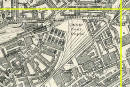 Edinburgh Map  -  1925  -  Section M