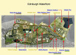 Edinburgh Waterfront  -  Aerial Photo, 2001