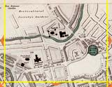 1844 Map  -  Canonmills