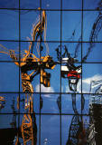 London Docklands  -  Cranes 1