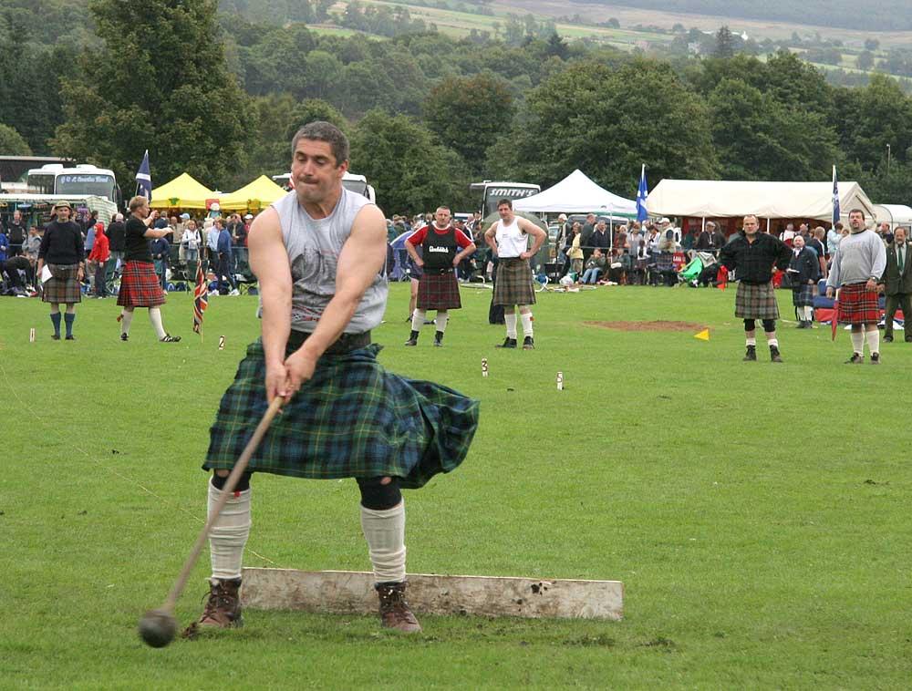 Hammer Throw Wallpaper Highland Games Hammer Throw