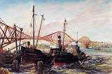The Forth Bridges  -  Recent Paintings