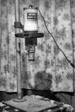 The enlarger used to print Wullie Croal's photographs of Dumbiedykes taken in the 1950s to 1970s