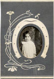 One of Fairbairn's Victoria Midget photographs  - No  message on the front