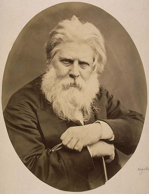 D O Hill (1802-1870)  -   Artist and Photographer  -  photographed about 1865
