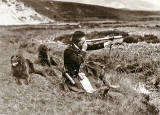 Photograph from the family of Horatio Ross  -  Hunting and Shooting in the Scottish Highlands  -  Telescope