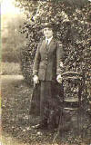 Louise Thomson, a nurse at Craiglockhart Military Hospital