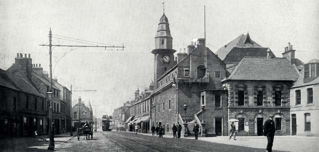 W R & S Ltd  -  Photograph from the early-1900s  Musselburgh