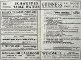 Gaiety Programme,  Inner Pages  -  February 1946