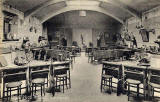 Postcard by PA Buchanan & Co  -  Royal High School, Edinburgh  -  Is it the Art Classroom?