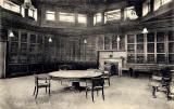 Postcard by PA Buchanan & Co  -  Royal High School, Edinburgh  -  Is it the Library?