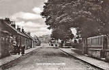 Caledonia Series Postcard  -  Gilmerton Cross Roads  -  posted 1917