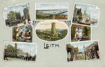 Hartmann Postcard  -  Miniature Series  -  Leith