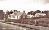 Postcard  -  Dalkeith  Hospital  -  photographed around the time of its opening in 1912