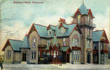 Postcard published by W & AK Johnsotn  -  Barnton Hotel