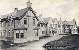 Postcard - JRRE (= JR Russell, Edinburgh)  -  Sisters' Quarters, 2nd Scottish General Hospital, Craigleith (now 'Western General Hospital')