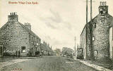 Postcard by J R Russell, Edinburgh (JRRE)  -  Guknertib Village Cross Roads