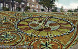 Miller and Laing  -  Floral Clock in Princes Street Gardens, Edinburgh  -  Which year?