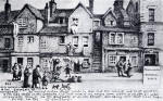 Postcard by Reginald P Phillimore  -  The Cowgate